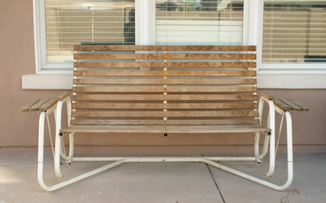 porch swing plans woodsmith
