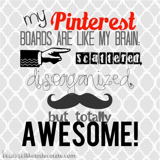 I heart Pinterest.