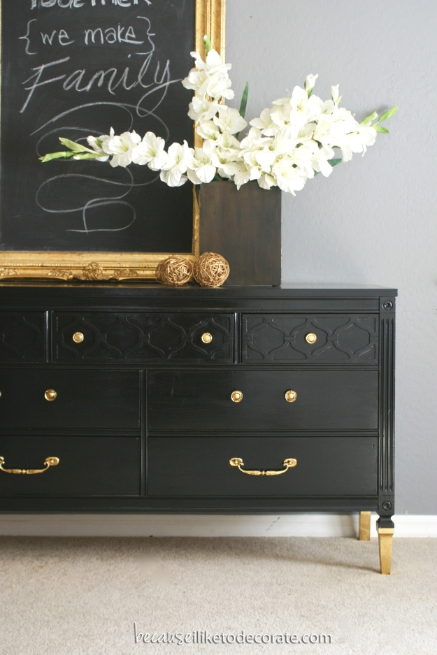 Mr. Bradley - A classic dresser  I  becauseiliketodecorate.com